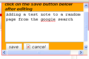 annotation on IE (b) editing annotation on