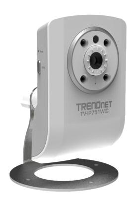 TRENDnet TV-IP672P v1.0R Internet Camera Update