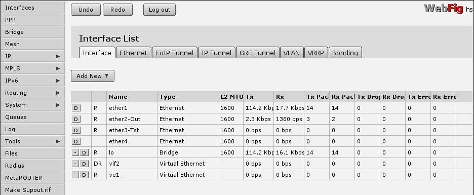 New Obvious and Obscure MikroTik RouterOS v5 features