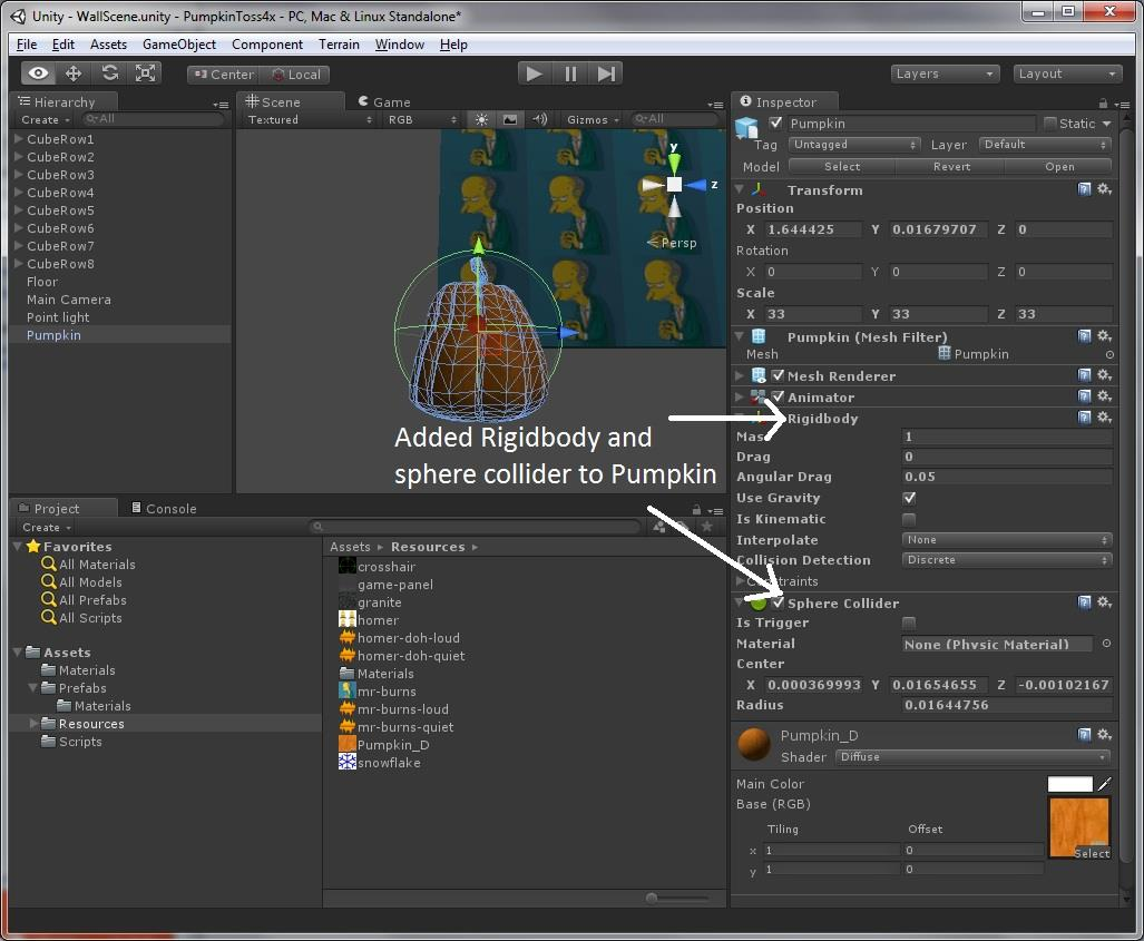 A Quick Introduction to Video Game Design in Unity: The