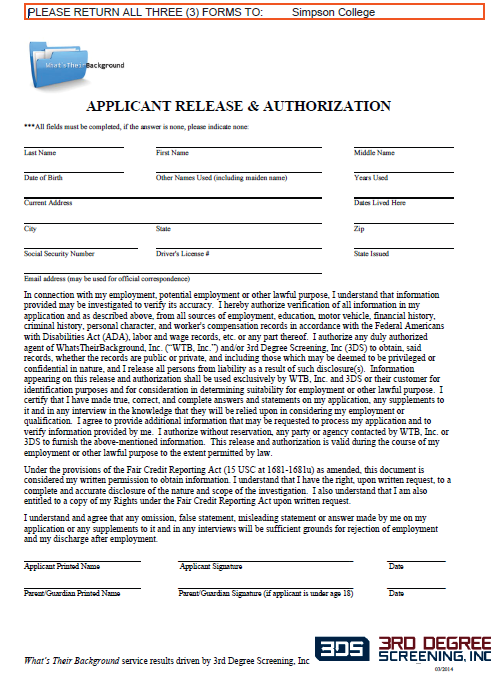 General Application