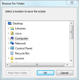 12. Select the printer icon to print a copy of the summary or the save icon to choose a location to save a copy of the
