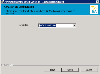 5. Click Install to begin the SEG installation. 6. Once the installation process is complete, the SEG Installation Wizard dialog box appears. Click Finish to close the installer.