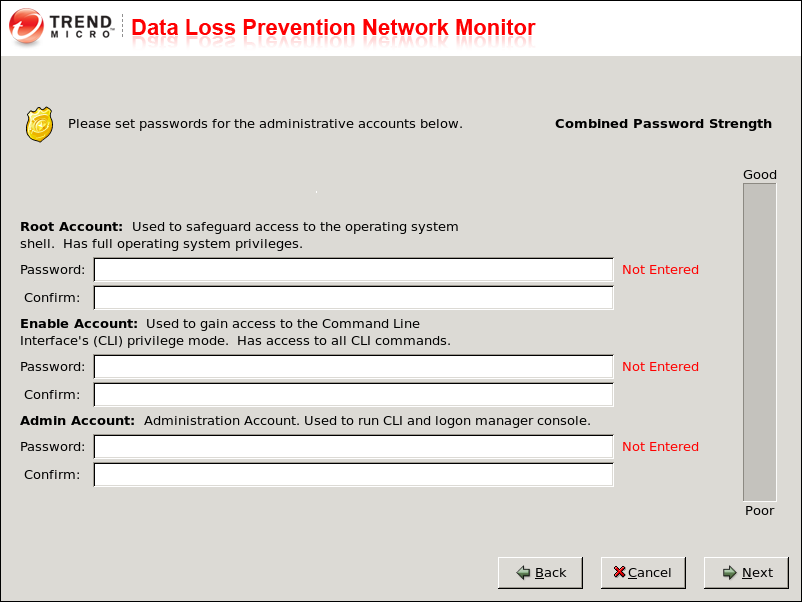 Trend Micro Data Loss Prevention Network Monitor Installation Guide 11.