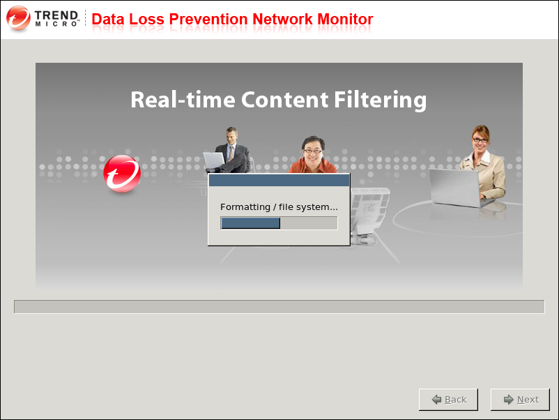 Trend Micro Data Loss Prevention Network Monitor Installation Guide 14. Confirm that the selected values are correct, and click Next.
