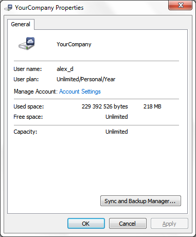 Getting Started with the Drive Application Access the Drive Application After installation, the OpenDrive Drive application will be accessible by clicking the shortcut on your desktop or in My