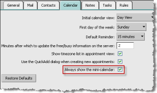 Accessing the appointment details page to schedule an activity by right-clicking a date.