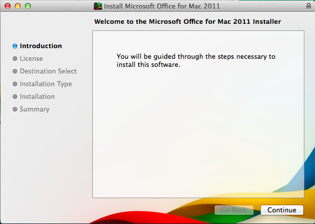 com/kb/2398768 To install the latest Office for Mac, you may also view the video http://office.microsoft.