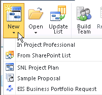 Show or hide subprojects. Update the enterprise project type associated with the project.