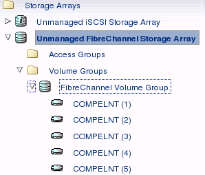 Cloud Infrastructure Configuration Storage Configuration: Allocated storage volumes for the cloud. Storage Volume creations:, Make these volumes accessible to the VM servers.