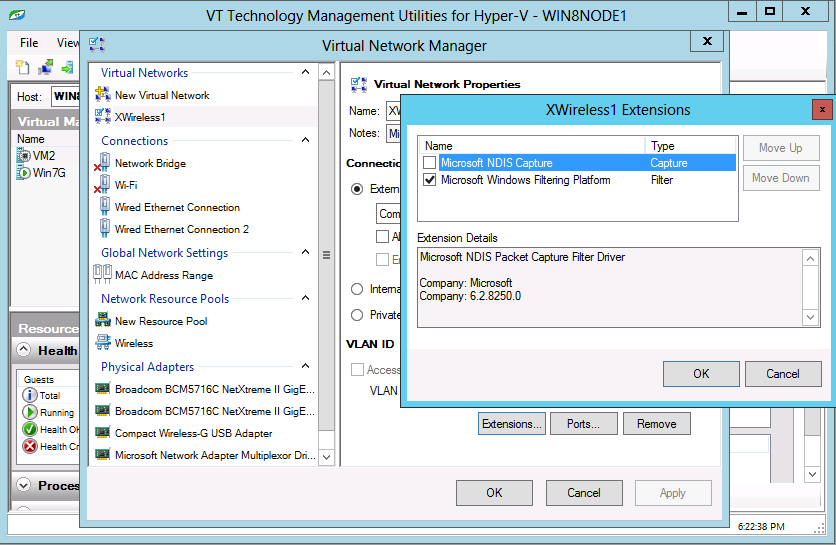Virtual Disk Manager Virtual Disk Manager provides a simple wizard interface that allows creating and managing virtual hard and floppy disks.