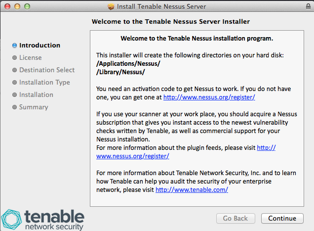 Nessus 6 1 Installation and Configuration Guide  January 5