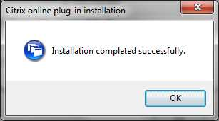 7. The installation progress window will now be displayed 8.