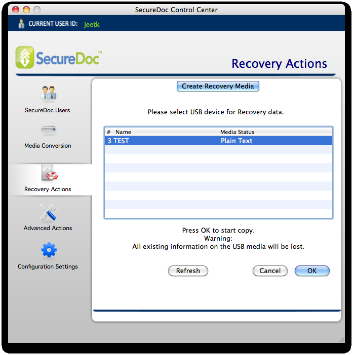 SecureDoc for Mac v6 1  User Manual - PDF