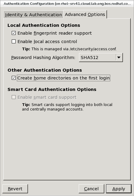 Integrating Red Hat Enterprise Linux 6 with Active Directory  Mark