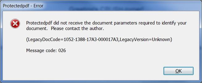 requires This error message is typically the result of an incompatible version of Foxit Reader. The first version that was available by Foxit that was compatible was 3.