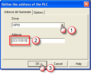 Accessing your PLC through PL7 PRO Chapter 5. 5. Accessing your PLC through PL7 PRO Your PLC and the ewon are physically connected either by Unitelway or by Ethernet connection.