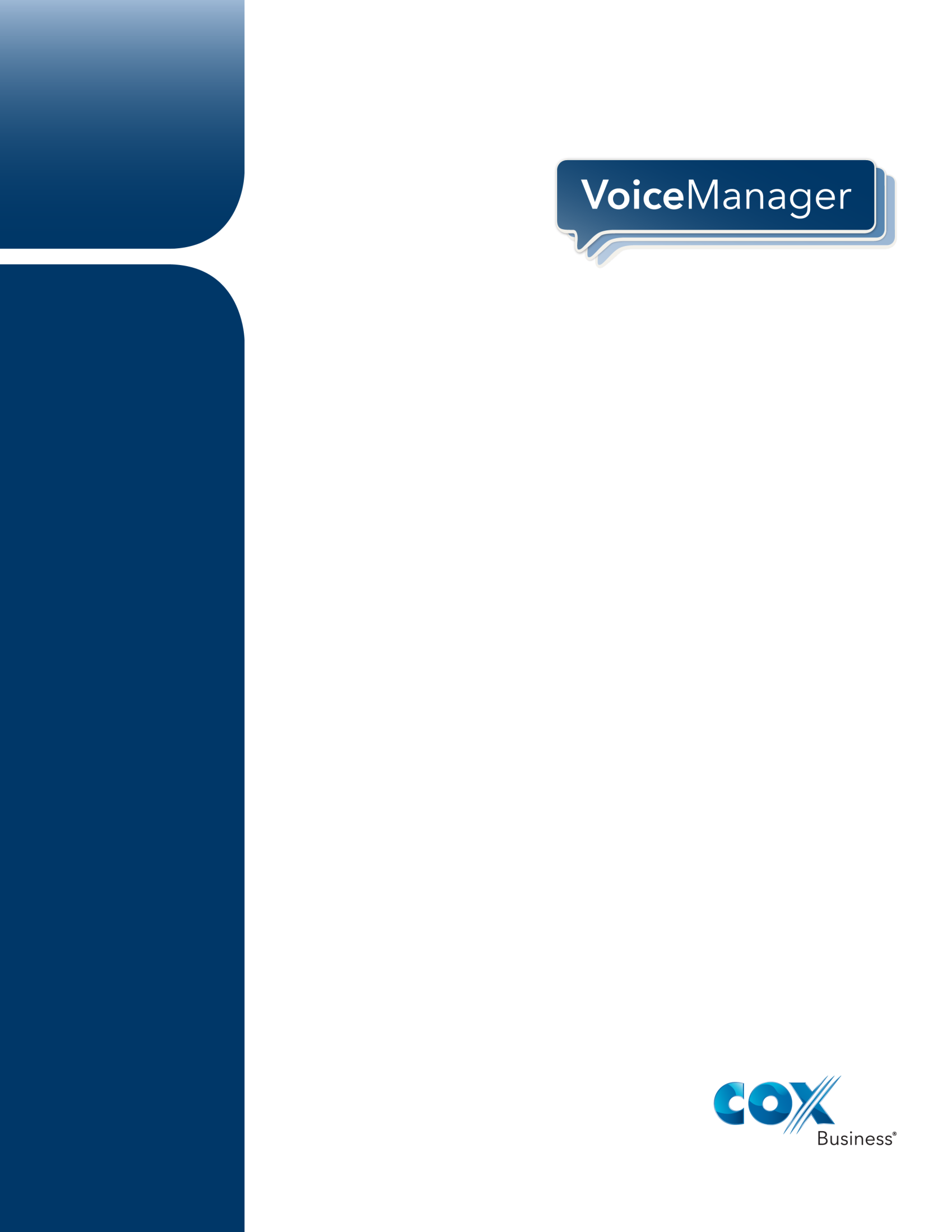 VoiceManager User