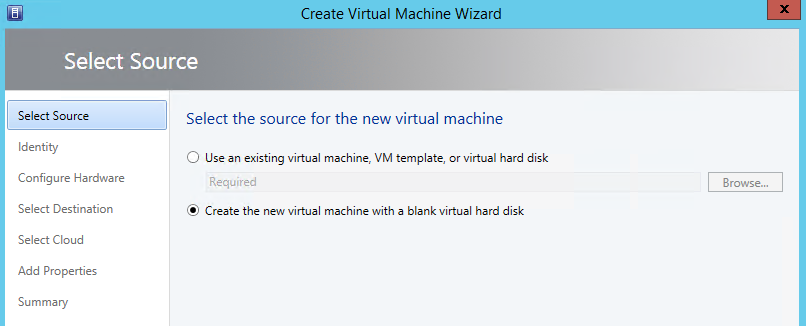 Exercise 5.3: Create a Generation 2 VM In this exercise a new VM will be deployed as a Generation 2 Hyper-V virtual machine.