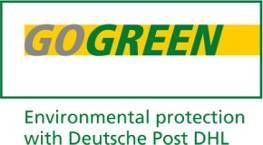 Goals of the GoGreen Program Deutsche Post DHL was the first globally operating logistics company to set itself a