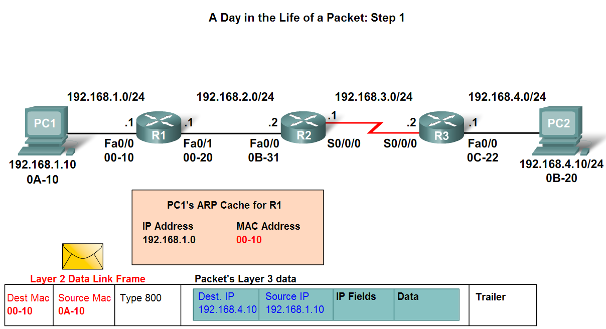 Router Paths and Packet Switching Path determination and switching function details.