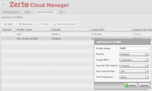 Simple Management with Cloud Grid Cloud Manager One pane of glass view of environment