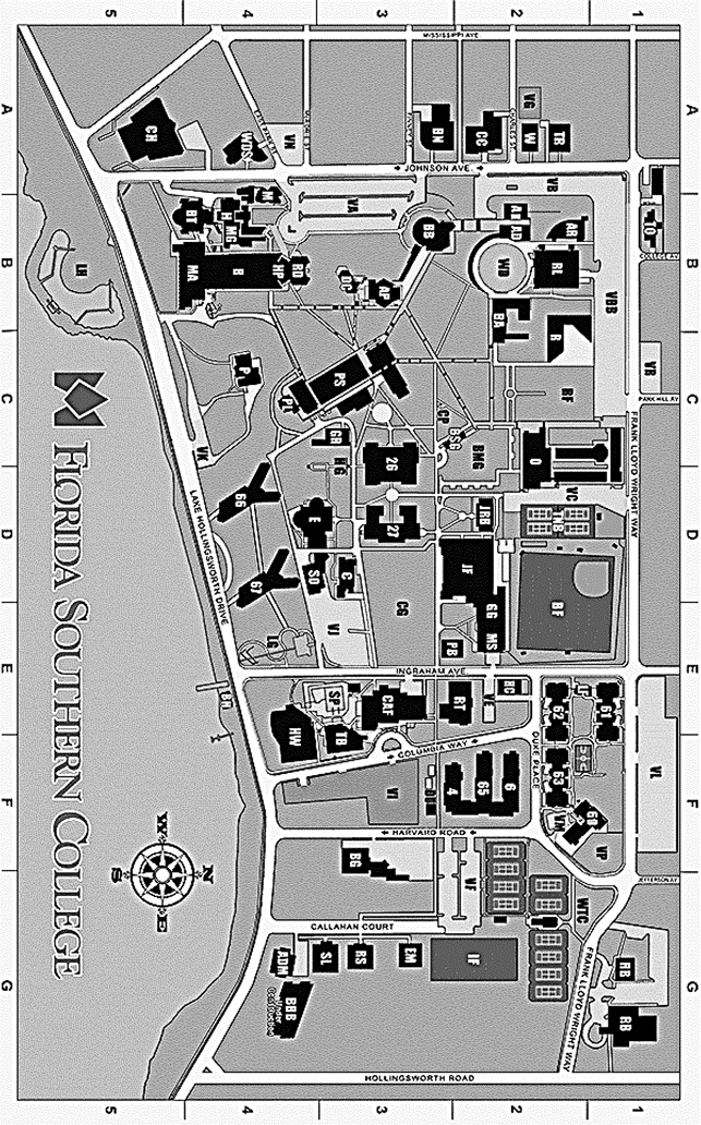 Polk State College Campus Map.2015 Florida Conference Of Historians 55th Annual Meeting February