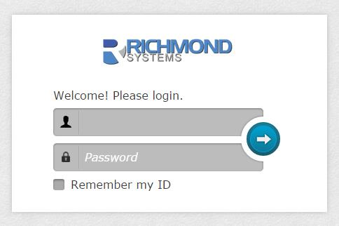 The following sections provide an overview of the system s capabilities. 4.1. Login Screen When users login to Richmond they can be presented with either the Home screen or the Add Incident Form.