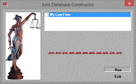 5. Proceed to Creating the Juris Database (New Installation Only).