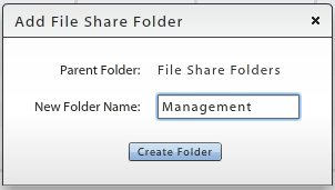 File Share File Share enables the administrator to create a directory of folders and files to be made available to users with devices that have installed a GO!Enterprise MDM device app.