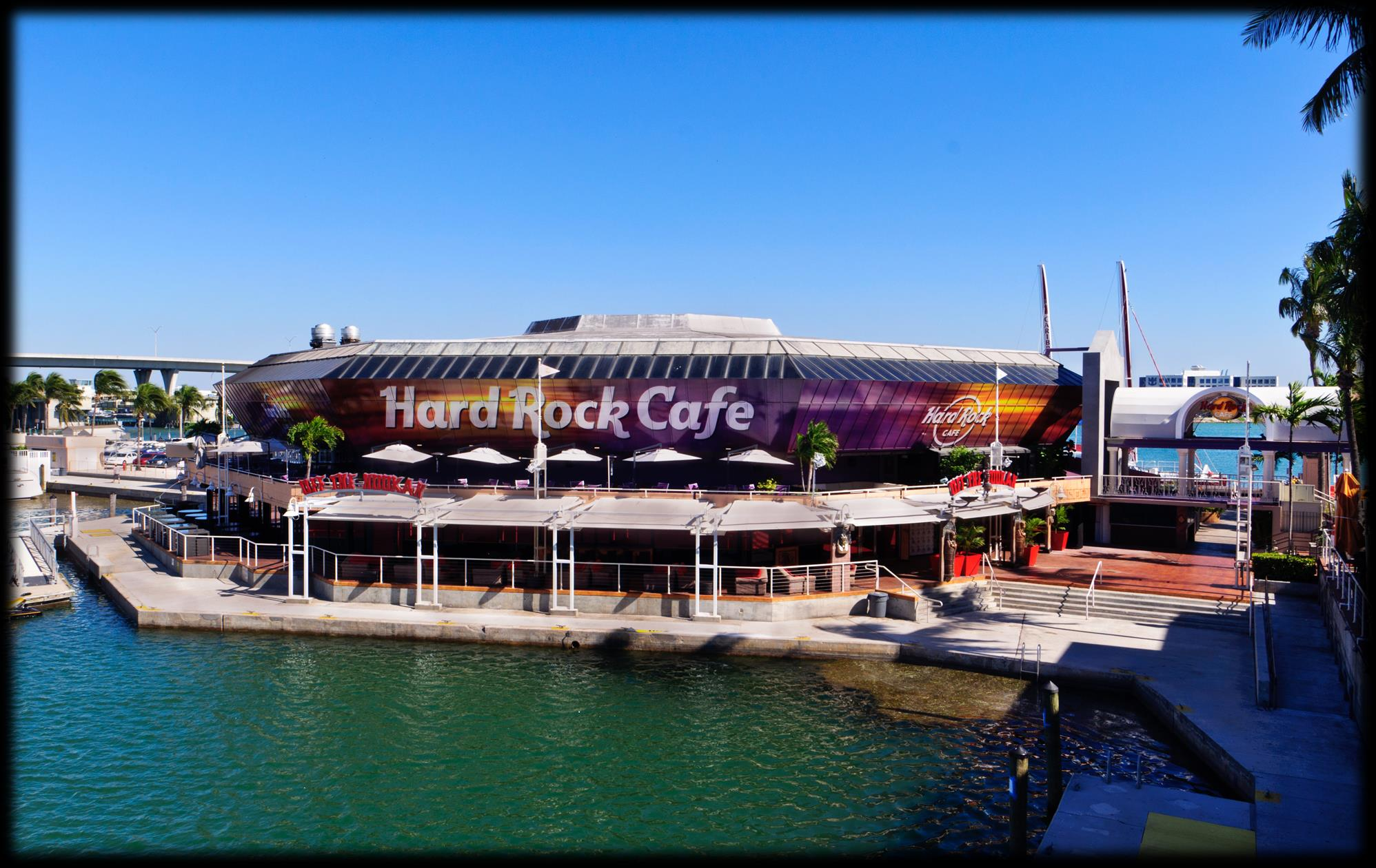 Hard Rock Cafe Miami Sales Kit Heydyn Hernandez 305-377-3110