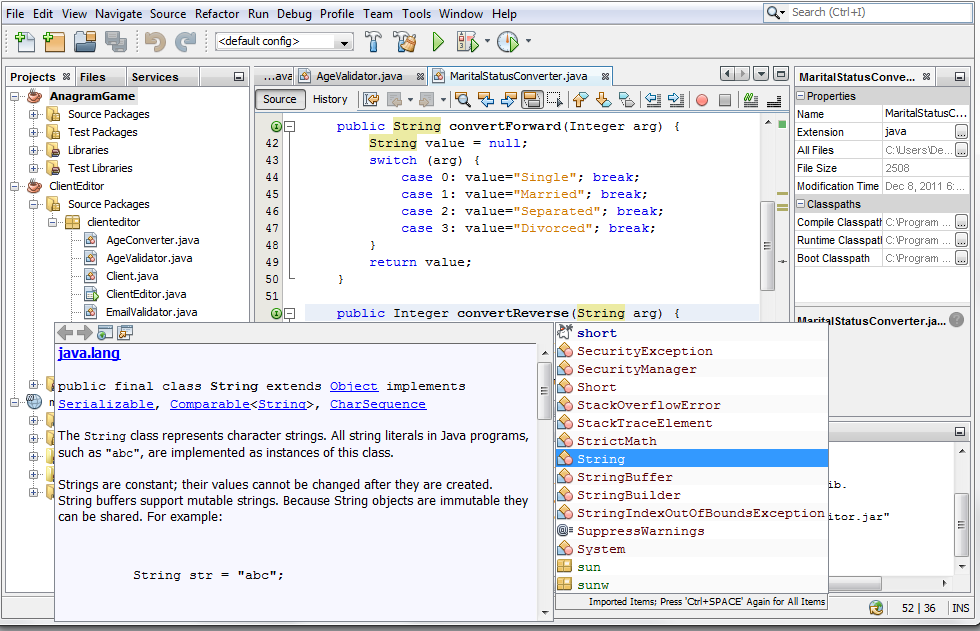Insert Picture Here> What's New in NetBeans IDE PDF