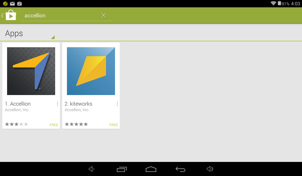 Android 4.4.2 (KitKat) These instructions are written based on a generic install of Android 4.4.2 (known as KitKat).