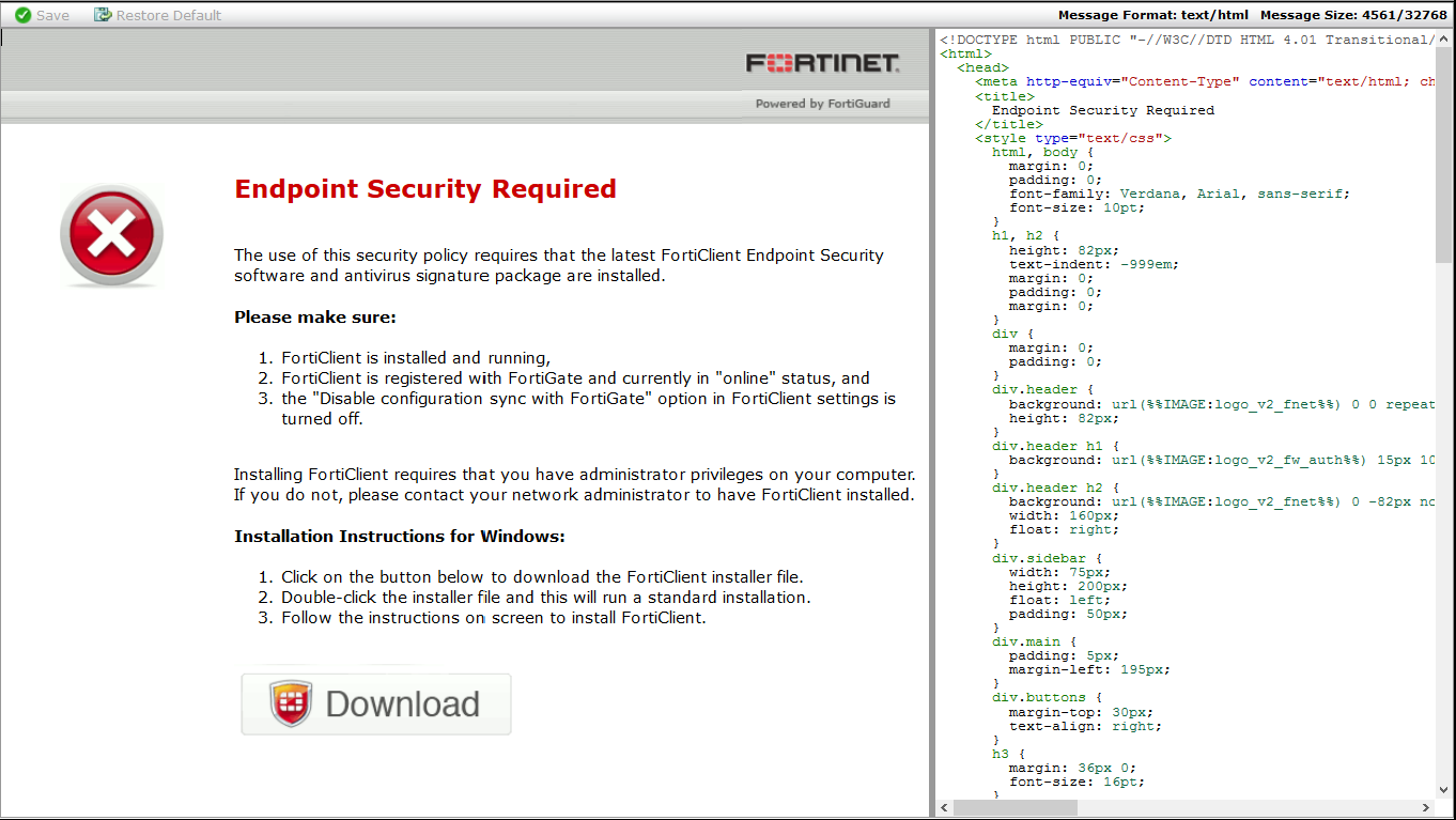 FortiClient Administration Guide - PDF