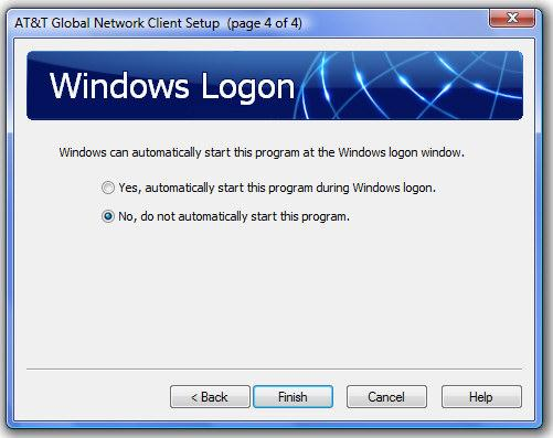 Figure 50: Server Configure - Windows Logon Window Preferences Preferences define the usability settings