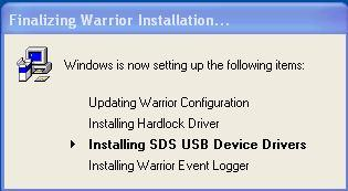 .9 Restart Computer Allow the computer to reboot and finish the installation procedure Remove any disk from their drives, and click [Finish] to