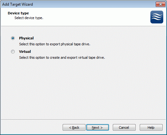 Select Create new virtual disk to create a new hard disk image or Mount existing virtual disk to mount an
