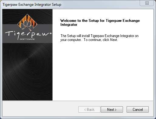 2. Back up your Tigerpaw database. 3. Log into the server as a system administrator. 4.