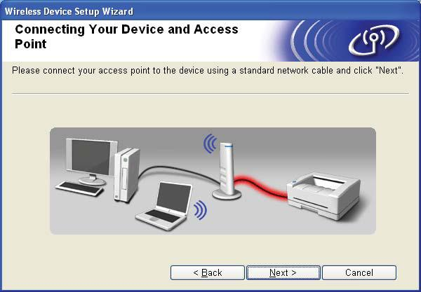 For Ethernet cable users, go to STEP 14. 12. Choose Temporarily use a USB cable (Recommended) and then click Next. 15.