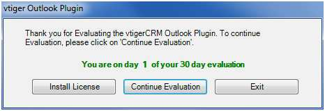 Vtiger CRM Outlook Plugin Documentation - PDF