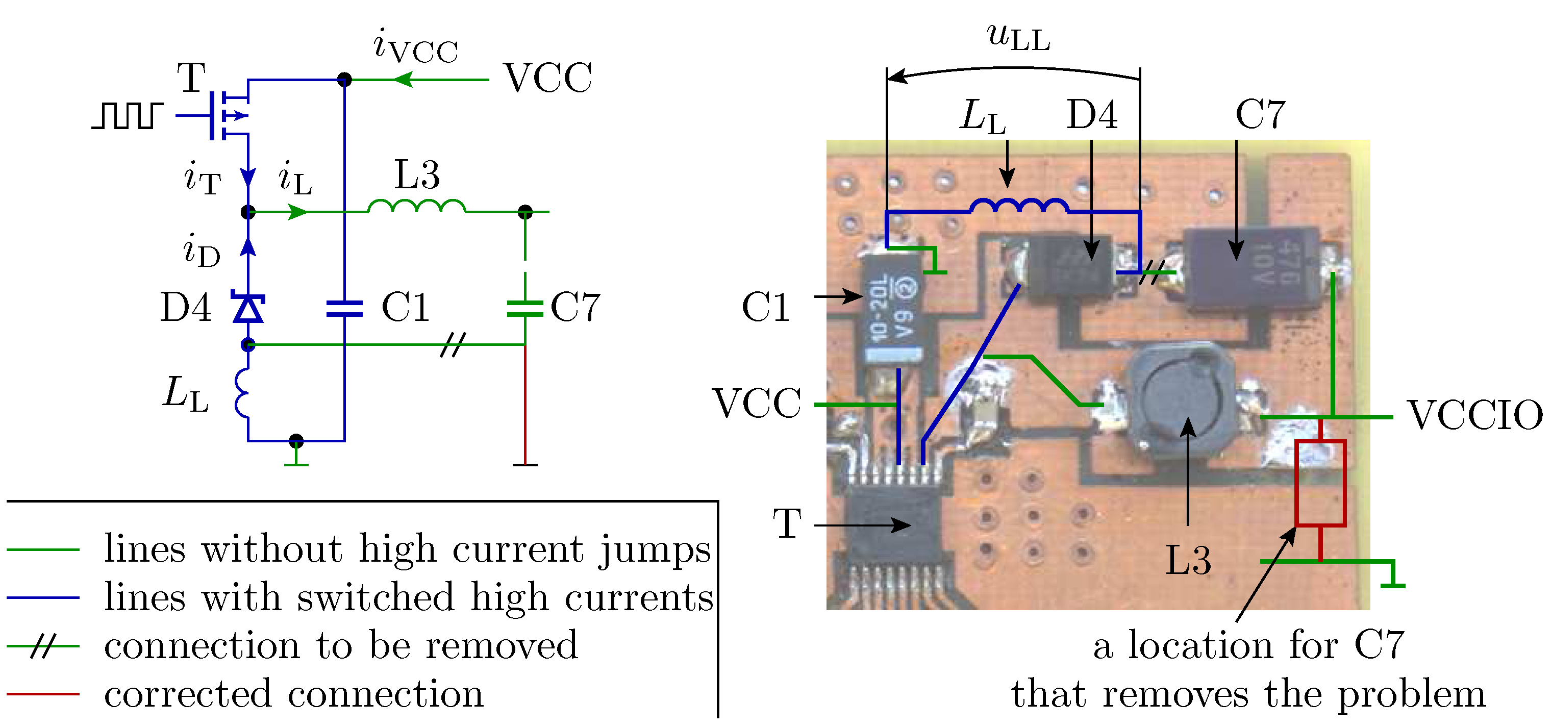Developing A Power Supply Solution For Mobile Robot Pdf Powercontrollercircuitdiagram5png Lessons Learned On Flying Wires Here All In The Control Unit And