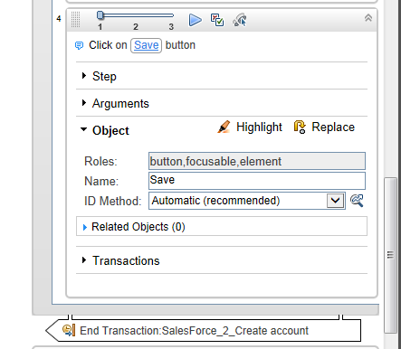 Chapter 5: Cloud CRM Provider Salesforce Transaction Flow Click Save Click Save.