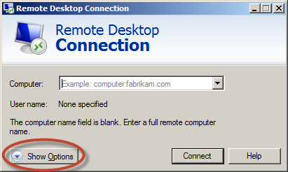 Connecting to the Remote Desktop TAMUS Remote Desktop Setup This will create a connection to the remote desktop computer. Click the Start button. Type remote in the search box above the Start button.