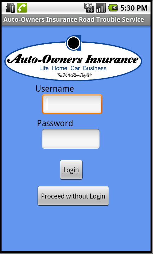 Auto Owners Login >> 24 Hour Road Service Mobile Apps Pdf
