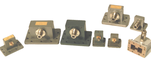 5 Waveguide to Coaxial Adapters - PDF