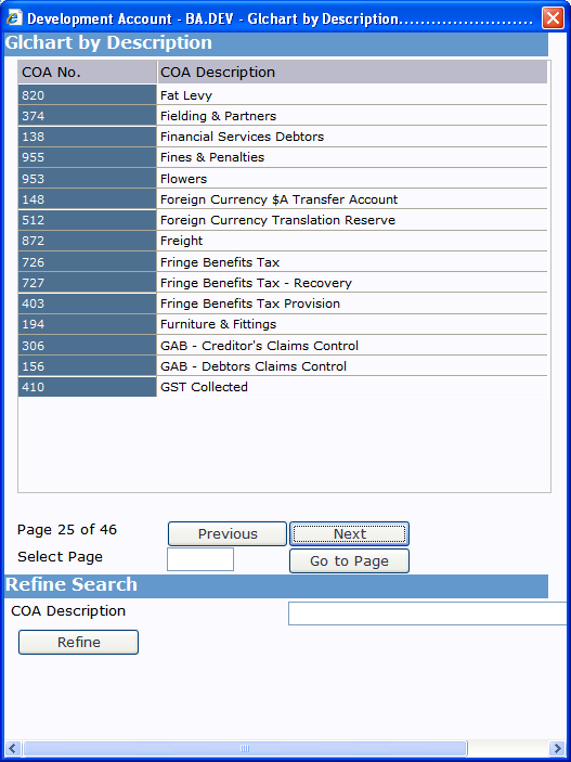 General Ledger Details reports There are 3 basic formats of General Ledger Details reports with each providing the option to report on a previous year s transactions.