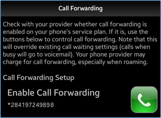 Upon opening Visual Voicemail for the first time Click on the Visual Voicemail icon. The installation wizard will appear. Select the I have an account button.