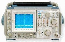 RF Spectrum Analyzer Definition An RF spectrum analyzer is a device used to examine the spectral composition of some electrical waveform.