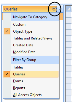 QUERIES Queries are some of the most powerful features of a database. They allow you to extract information like a filter, but you can save and reuse a query.