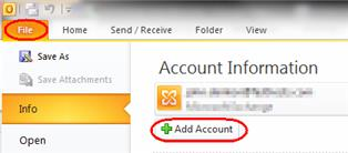 Open Outlook 2013 to start using your Exchange 2013 mailbox.
